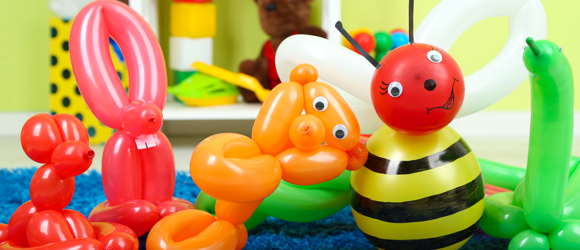 Balloon Twisting is an Artistic Endeavor, Where Fun is Inflated and Designs are So Clever!